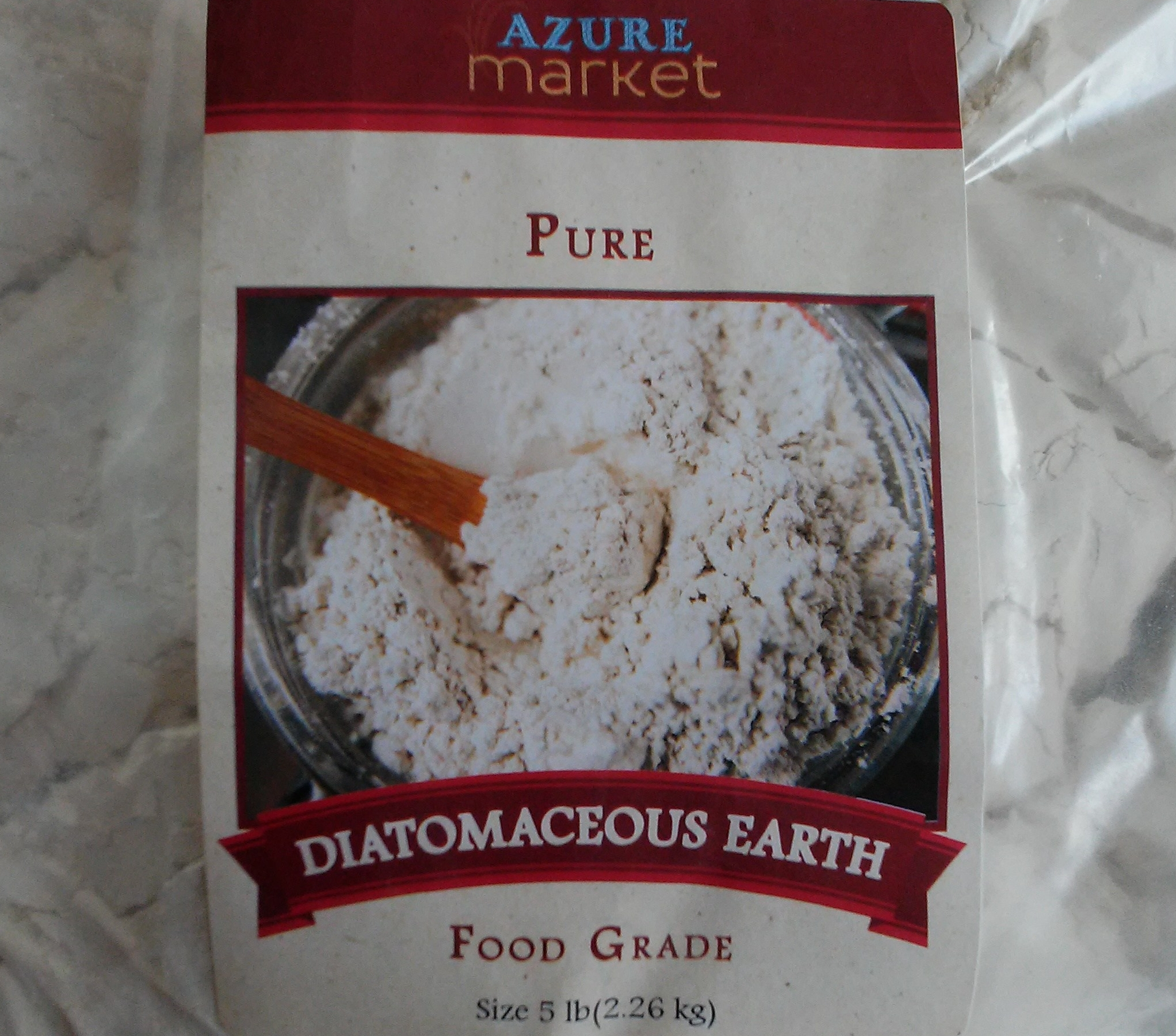 Diatomaceous Earth Your Healing Foodie
